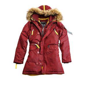 Zimní bunda Alpha Industries PPS N3B Wmn dámská