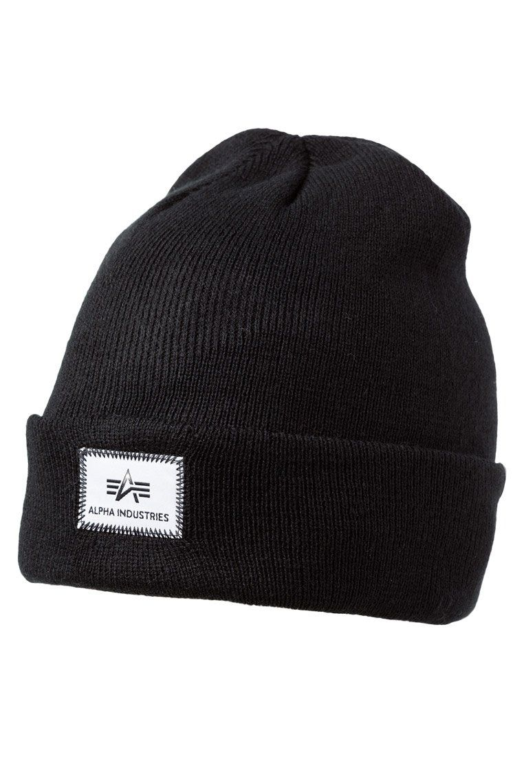 Alpha Industries kulich X-Fit Beanie černý - Etappa