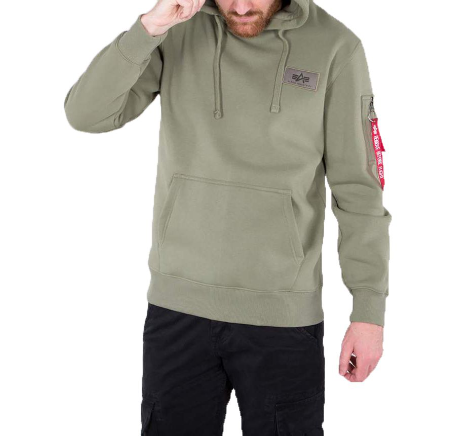 Alpha Industries Back Print Hoody