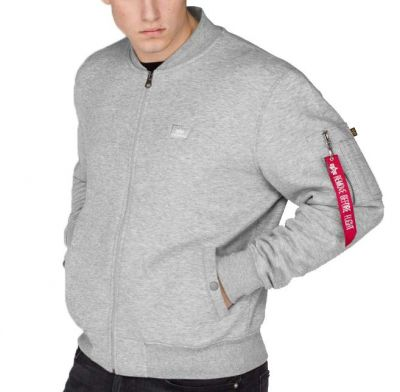 Alpha Industries mikina X-fit Sweat Jkt MA-1 - Etappa