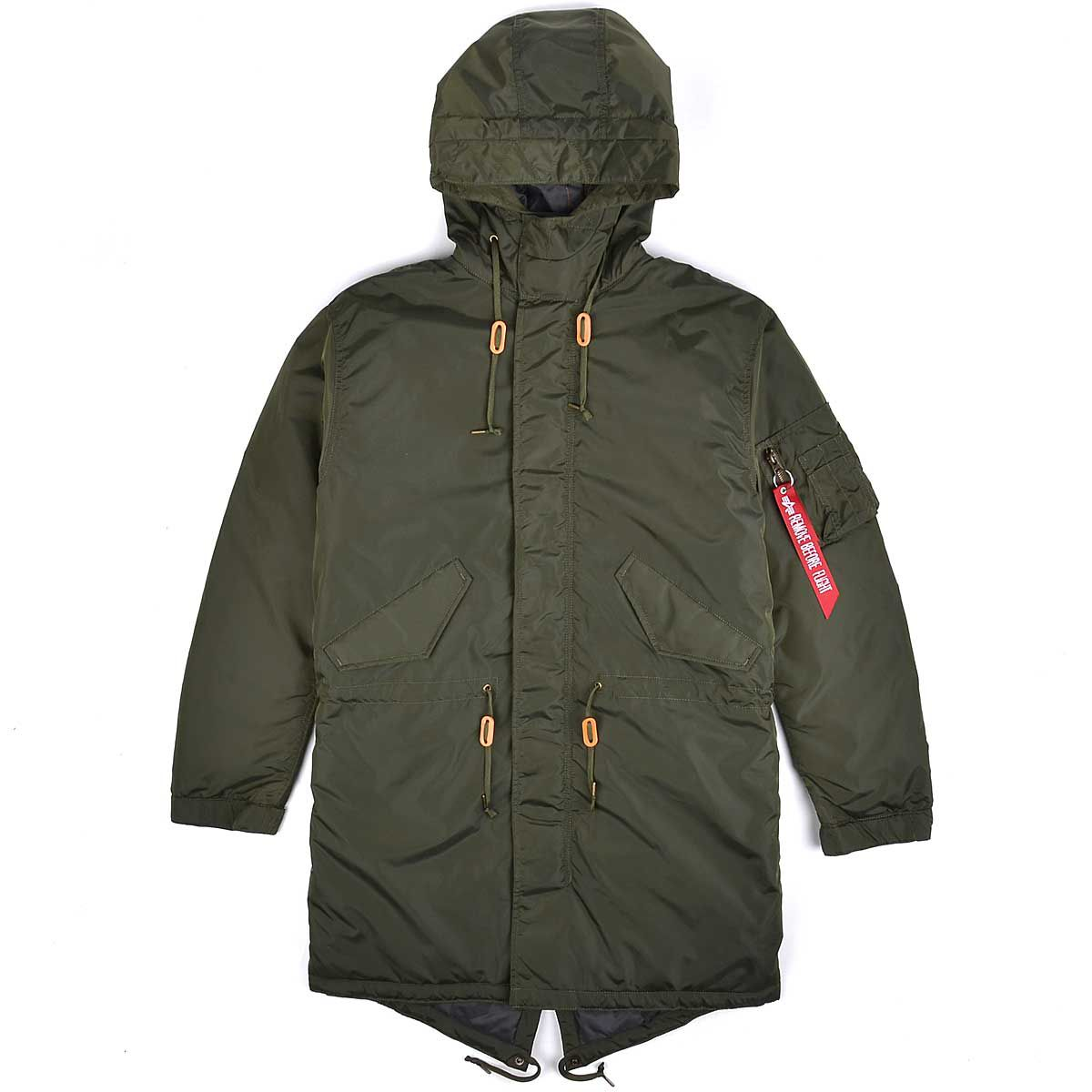 Alpha Industries Fishtail