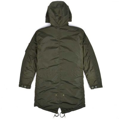 Alpha Industries Fishtail dark green