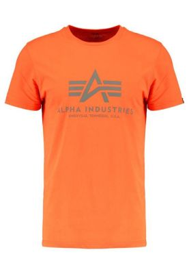 Alpha Industries triko Flame orange