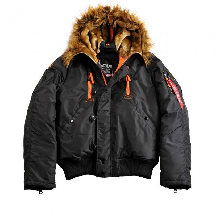 Alpha Industries PPS N2B orange