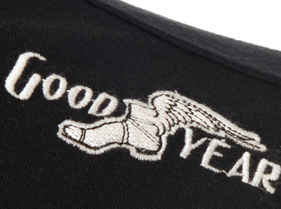 Good Year triko BANDON černé Goodyear - Etappa