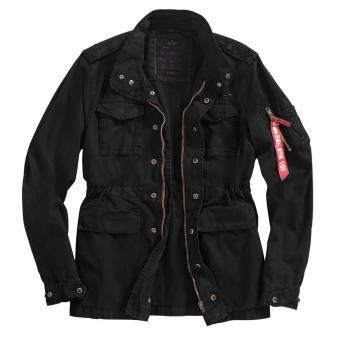 Alpha Industries Huntington (black)