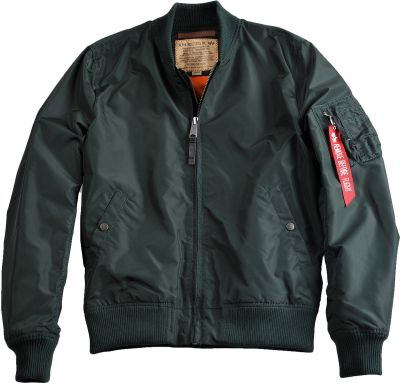 Alpha Industries pánská bunda  MA1 TT Dark petrol