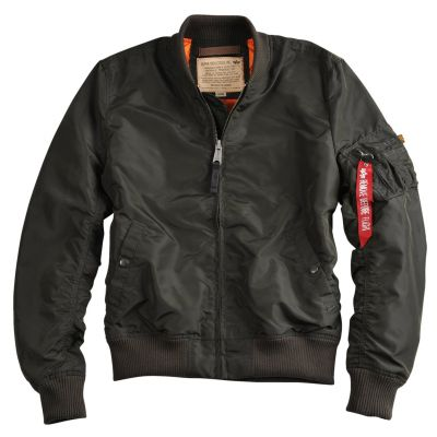 Alpha Industries bunda MA1 TT  long