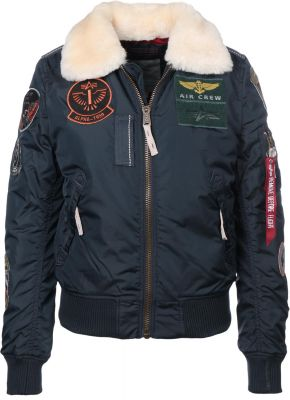 Bunda Alpha Industries Injector III Patch