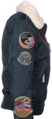 Alpha Industries bunda Injector III Patch