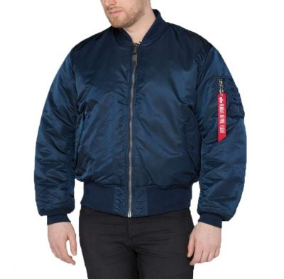 Alpha Industries MA1 repl. blue