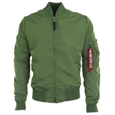 Alpha Industries MA1 TT Sage-green