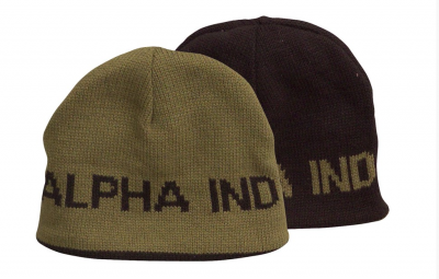 Alpha Industries kulich Reversible Beanie