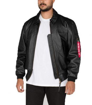 Alpha Industries CWU Leather 100109-03