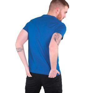 Alpha Industries triko Basic (lapis blue)