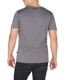 Alpha Industries Basic greyblack 100501-136