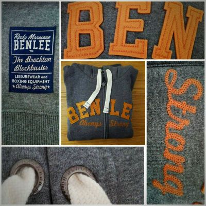 BenLee pánská mikina Baldridge Punch GmbH