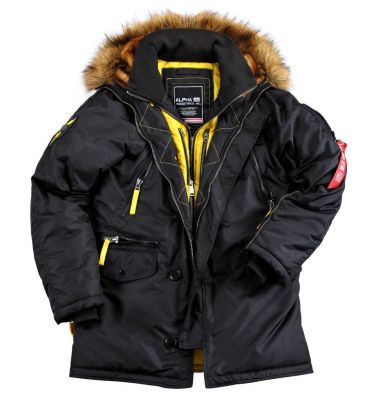 Alpha Industries PPS N3B Black