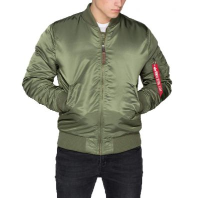 Alpha Industries bunda MA-1 VF 59 Long 168100-01
