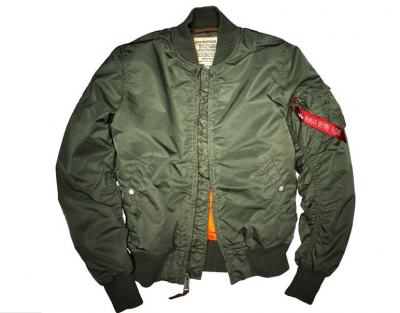 Alpha Industries bunda MA-1 VF 59 Long