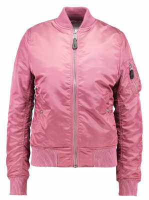 Alpha Industries dámská bunda MA-1 VF LW Wmn (dusty pink)