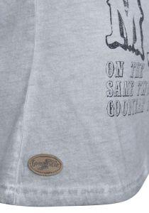 Goodyear dámské tričko PILOT ROCK šedé - Etappa