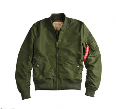 Alpha Industries MA1 TT Dark green