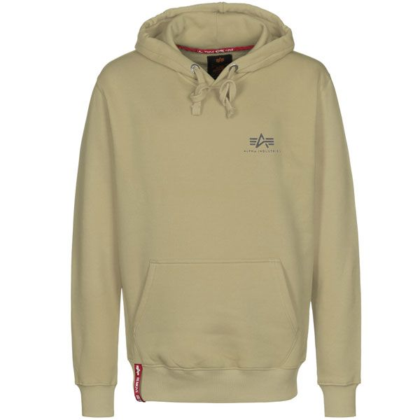 Alpha Industries mikina Small Hoody olive