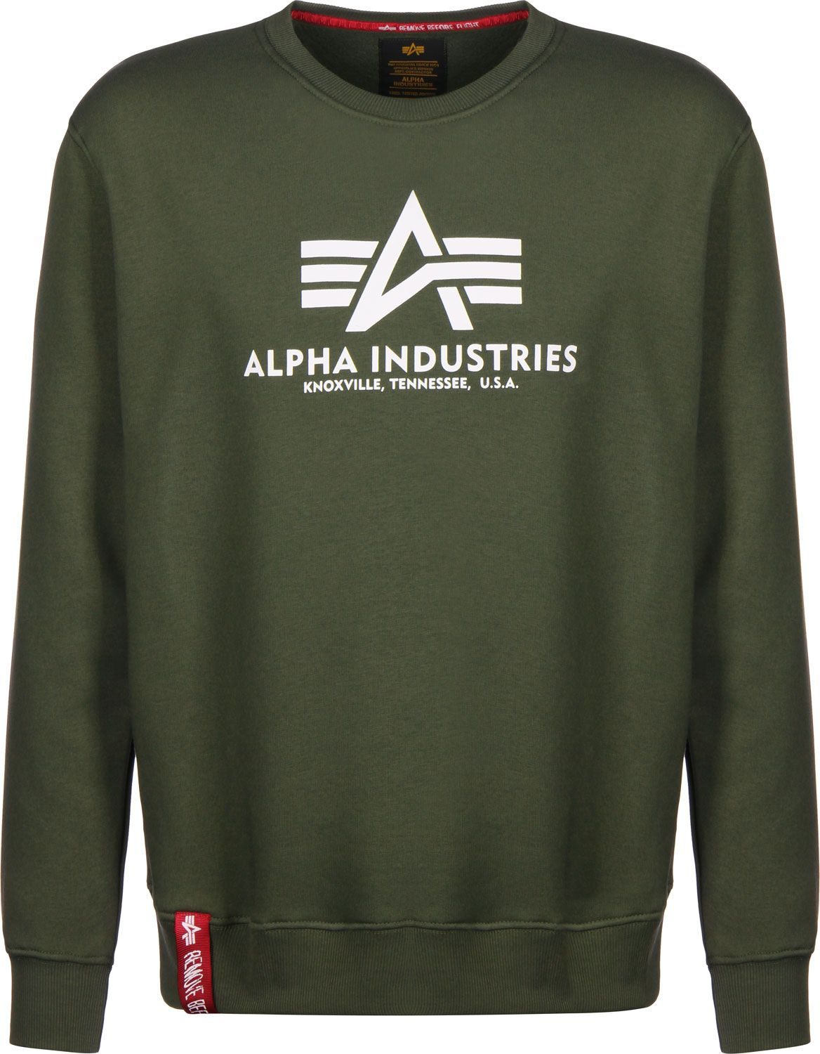 178302-21 Alpha Industries mikina Basic Sweater