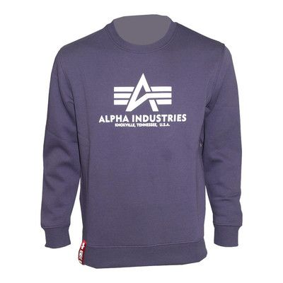 Alpha Industries Basic Sweater (nightshade)