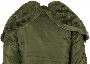 Alpha Industries bunda N2B VF 59 Dark Green (Aljaška ) - Etappa
