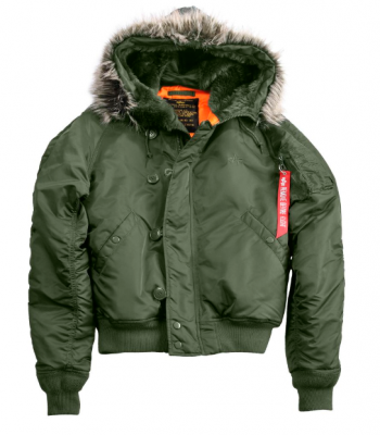 Alpha Industries N2-B VF 59 (sage green)