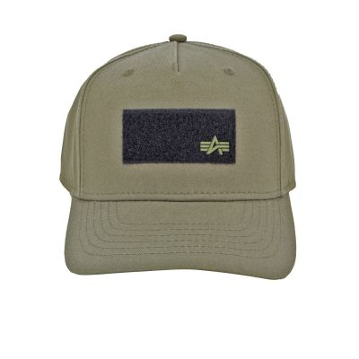 Alpha Industries VLC Patch Cap (dark green)