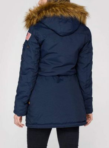 Polar Jacket wmn 123002-07