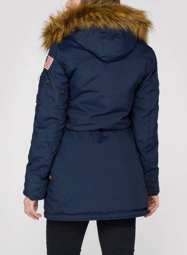 691a661d8 Alpha Industries dámská zimní bunda Polar Jacket Wmn - Etappa