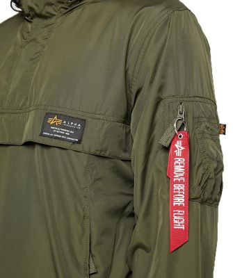 196131-142   Alpha Industries Glider Anorak