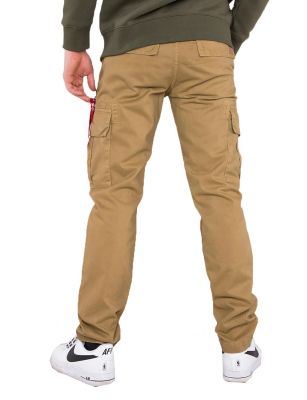 158205-13   Alpha Industries Agent Pant (khaki)