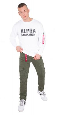 158205-142   Alpha Industries Agent Pant