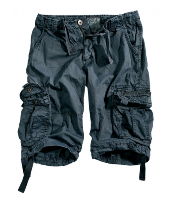Alpha Industries šortky Jet Short (greyblack)