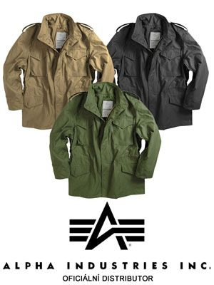 Bundy Alpha Industries M65