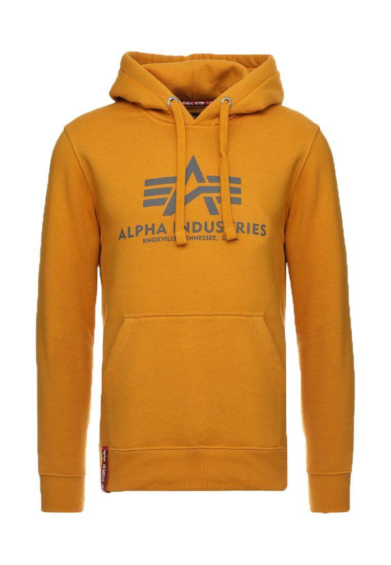 Alpha Industries Basic Hoody (wheat)