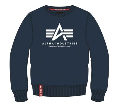 Alpha Industries Basic Sweater (new navy)