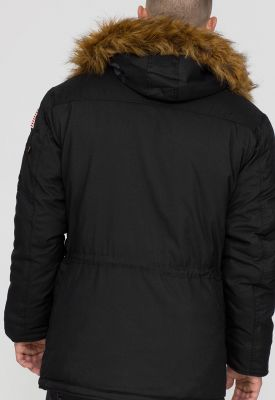 123144-03 Bunda Alpha Industries Polar Jacket