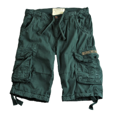 Alpha Industries šortky Jet Short (dark petrol)