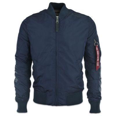 Alpha Industries pánská bunda  MA1 TT (rep. blue)