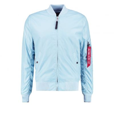 Alpha Industries pánská bunda  MA1 TT (air. blue)