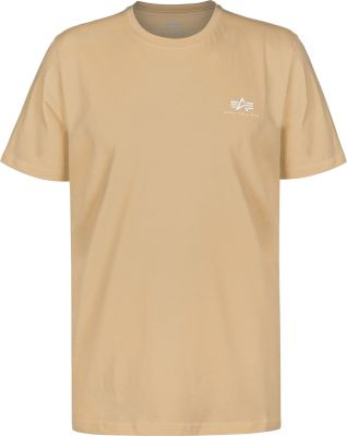 Alpha Industries Basic T Small Logo (caramel)