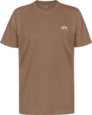 Alpha Industries Basic T Small Logo (mauve)