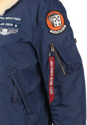 198113-435 Alpha Industries Injector III Air Force