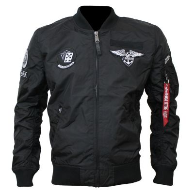 Alpha Industries MA-1 TT Patch SF